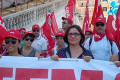 DSC_4943 (i'gore) Tags: roma precari lavoro manifestazione cgil uil lavoratori crescita pensionati fisco occupazione cisl sindacato sindacati disoccupati esodati