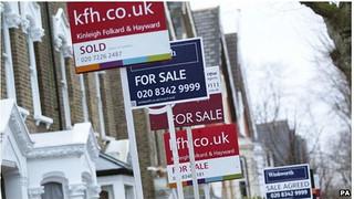 英媒:中国人抢购房产造成英国人买房难