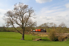 Kent Countryside (Treflyn) Tags: london castle heritage train sussex coast kent brighton branch south rail railway loco line east terrier locomotive local preserved freight preservation 060 tenterden kesr rolvenden lbscr 32678 a1class 060t a1x 1880built