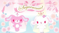 Sugarminuet (Girly Toys) Tags: sugarminuet sugar minuet lapin bunny rabbit ballet tutu sanrio collection missliliedolly miss lilie dolly aurelmistinguette girly toys collectible girlytoys