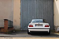 """Bmw M3 e36 (DimitriAlbert ph"""" Auto"""" Graphy) Tags: white black cars car sport les nikon noir voiture da mines coolpix bmw m3 blanche coupé roadster cabriolet noire e36 sportive bmwm3 cagnac worldcars phautography bmwm3e36 s3300"""