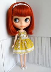 Marigold dress ♥