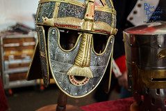 Ironfest 2014 - Helmet (scatrd) Tags: sony helmet australia nsw newsouthwales armour 2014 lithgow ironfest nex6 sonynex6 jasonbruth ironfest2014