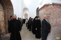 14. Paschal Prayer Service in Svyatogorsk / Пасхальный молебен в соборном храме г. Святогорска