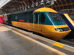 43002 Sir Kenneth Grange (Uktransportvideos82) Tags: hst gwr class43 43002 sirkennethgrange