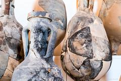 Comacchio (Anita Pravits) Tags: italien italy museum italia ship amphore amphora museo schiff romanempire emiliaromagna comacchio earthenwarejar rmischesreich handelsschiff tongefs tradingship museodellanaveromana