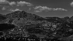 Serrania de Ronda (andbog) Tags: blackandwhite bw panorama espaa mountain nature monochrome clouds landscape countryside spain nuvole widescreen sony country natura lookout andalucia bn hills campagna espana ronda es alpha sonya andalusia sel overlook 169 montagna paesaggio biancoenero spagna colline csc oss 16x9 ilce sonyalpha mirrorless 1650mm a6000 sony emount selp1650 sonyalpha6000 ilce6000 sonya6000 sonyilce6000 sony6000 6000