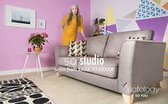 Sofology. So Studio. (Madeleine Penfold) Tags: new set advertising photography gate furniture films interior lifestyle sofa commercial advert build bet seller bethan 2016 sofaworks sofology