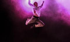 J156/365 (manon.ternes) Tags: pink party portrait paris men love rose project photography dance high student friend photographie photos danse 365 pinup personnes challenge personne saut homme dansing purplehair projet parisienne pinupgirl danseur mouvements parisiens potique 365days 365project projet365