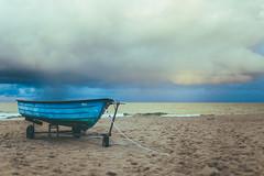 at the seaside (Kalbsroulade) Tags: water boot boat meer wasser balticsea rgen ostsee ozean balticocean