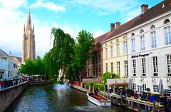 brugge belgium (slim studios) Tags: architecture europe cityscape belgium sigma1850f28 nikond3100