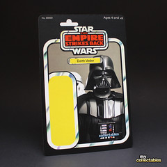 Custom Cardback DarthVader (MyCollectables.ca) Tags: vintage toys actionfigure starwars back stormtroopers actionfigures empire stormtrooper darthvader strikes mycollectables