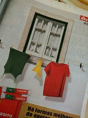 Pois (LuPan59) Tags: futebol selecção onpaper recortes lupan59