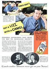 Camel - 19341208 Liberty (Jon Williamson) Tags: history vintage advertising ad vintageadvertising vintagead vintascope