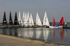 The Wilson Trophy Explored 6/6/2016 (David Chennell - DavidC.Photography) Tags: reflection sport wirral westkirby merseyside dinghys