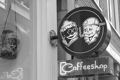 Coffeshop - Amsterdam, Netherlands ( Philipp Hamedl) Tags: holland reflection netherlands amsterdam smoke coffeeshop buy stoned cannabis joint legal niederlande marihuana rauchen kiffen