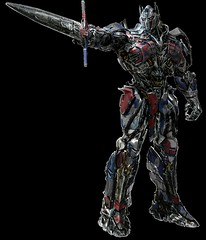 Optimus Prime (TLK CGI Image 1) (Barricade24) Tags: last prime transformers knight optimus the