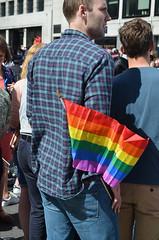 Rainbow Flag (G Reeves) Tags: show life street city carnival people urban men london outside town rainbow nikon streetphotography pride parade event lgbt metropolis rainbowflag londonpride garyreeves nikond5100
