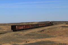 I_B_IMG_7451 (florian_grupp) Tags: china railroad train landscape asia mine desert muslim railway steam xinjiang mikado locomotive ore js steamlocomotive 282 opencastmine yamansu