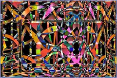 Maximum Confusion (Joe Vance aka oliver.odd - running in Safe Mode) Tags: light abstract color geometric space surreal