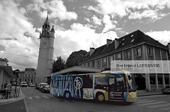 RAW_4804 - MERCEDES Citaro C2K (Tour d'Evreux) - Evreux, Eure (27) - Normandie - BL - Juin 2016 (heuliez142011) Tags: road street urban bus public buses k outdoors mercedes raw transport transportation mercedesbenz normandie c2 autobus normandy centreville urbain retouche evreux ngatif navette citaro eure27 grandevreuxagglomration tourdevreux