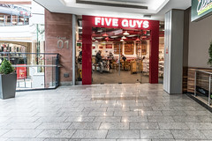 FIVE GUYS NEW BURGER JOINT [VICTORIA SQUARE IN BELFAST]-117846 (infomatique) Tags: uk ireland retail restaurant fastfood shoppingcentre northernireland expensive stores victoriasquare departmentstores diningout fiveguys williammurphy 5guys infomatique zozimuz fotonique