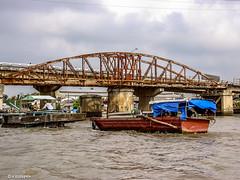Mekong # Vietnam # PICT1050 # KonicaMinolta Dimage G600 - 2005 (irisisopen f/8light) Tags: color digital minolta konica farbe dimage g600 irisisopen