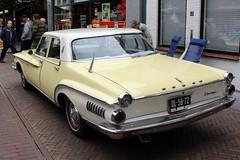 1962 Dodge Dart (Davydutchy) Tags: auto show classic netherlands car automobile tour ride rally nederland voiture bil vehicle oldtimer frise paysbas friesland clasico niederlande klassiker joure klassiek frysln pkw frisia vetern automobiel vroem dejouwer vroem2016