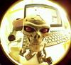 T-600 Bobble-Head Fisheye (Samu_OS) Tags: fisheye bobblehead terminator t600