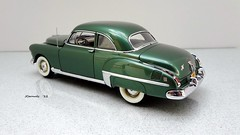 1949 Oldsmobile Rocket 88 Club Coupe (JCarnutz) Tags: 1949 oldsmobile diecast rocket88 124scale danburymint