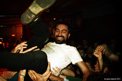 FBYC @ Traffic, Roma 07.04.12 (d_arkshines) Tags: music roma love crazy italian punk traffic live flash gig crowd surfing event venue crowdsurfing finebeforeyoucame 2012 stagediving prenestina emocore fbyc ormai vixi uacs magone ultimoattualecorposonoro