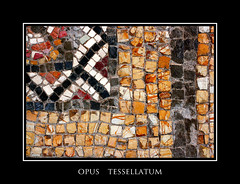 Mosaic at the musem palazzo massimo alle terme (- Carsten -) Tags: