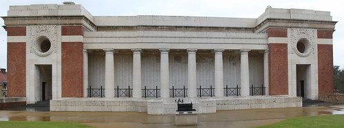 Ypres Menin Gate - ANZAC Day 25 April 2012 - 02