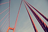 Cables (Leighton Wallis) Tags: sanfrancisco california birthday ca usa tower bay unitedstatesofamerica goldengatebridge cables suspensionbridge marinheadlands 75thanniversary ggnpc11