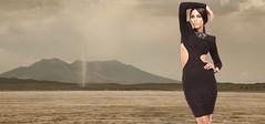 Shoot it quick, there's a twister! (Joshua Dool Photography) Tags: fashion atacamadesert locationportraiture