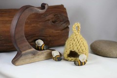 Wooden Toy Bee Set (kris10dale) Tags: