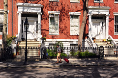 (Rachel Citron) Tags: architecture downtown washingtonsquarepark streetphotography tony mug nyu nytimes gothamist curbed greenwichvillage expansion thenewyorktimes summerinthecity oped timeoutnewyork yellowshorts cityroom thedefiningtouchgroup deftouch historictownhouse thelocaleastvillage manhattanusersguide