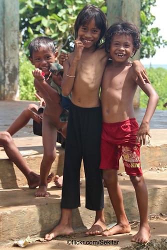 Anak-anak dari Pero, Sumba Barat