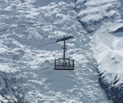 Going Up (Wipeout Dave) Tags: mountains alps lumix skiing alpine cablecar chamonix montblanc lebrevent wipeoutdave