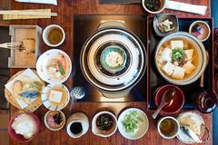 Tofu (a l e x . k) Tags: japan temple soup restaurant kyoto beancurd grdigital ricoh kiyomizu grd4