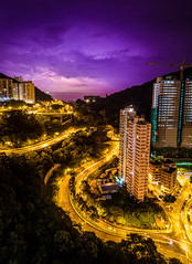 Best of Hongkong at night