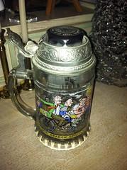 photo (behm007) Tags: glass germany mug stein lid