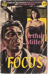 Focus (Covers etc) Tags: design ace paperback cover 1950s bookcover arthurmiller