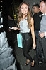Chloe Sims as Chloe Green previews her debut CJG shoe collection at Topshop Oxford Circus. London, England