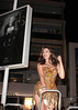Kelly Brook takes part in a photoshoot on the Croisette during the 65th Cannes Film Festival Cannes, France