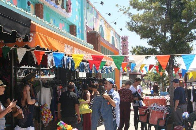 Los Feliz Street Fair