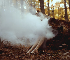 Furnace (Kyle.Thompson) Tags: boy portrait tree guy rotting self dead smoke inside 365 furnace