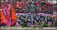Native/Teurk/Sambr (SÖKE) Tags: street urban terrain streetart paris art colors wall painting lost graffiti paint artist couleurs tag letters style spot spray peinture painter graff mur bombing abandonned lettres graffeur photographe abandonné graphotism vierge soke lieu friche batîment