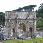 "Arch of Constantine <a style=""margin-left:10px; font-size:0.8em;"" href=""http://www.flickr.com/photos/14315427@N00/7315832094/"" target=""_blank"">@flickr</a>"