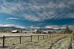Grand-Tetons-Mormons-Row-299 (Mark Siragusa) Tags: landscape oldbarns wyoming grandtetons nationalparks mormonsrow